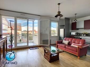 Vente Appartement 2 pièces 39m² Merville-Franceville-Plage (14810) - Photo 1