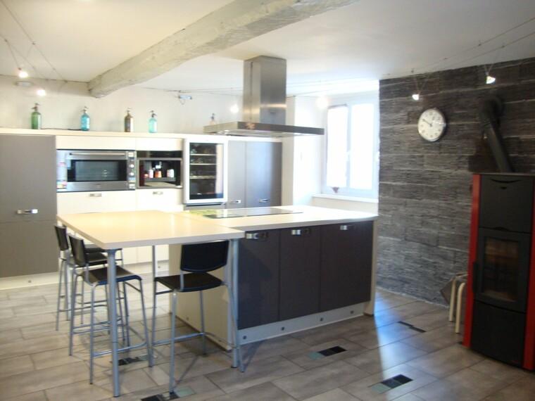 Vente Maison 3 pièces 110m² Saint-Georges-d'Espéranche (38790) - photo