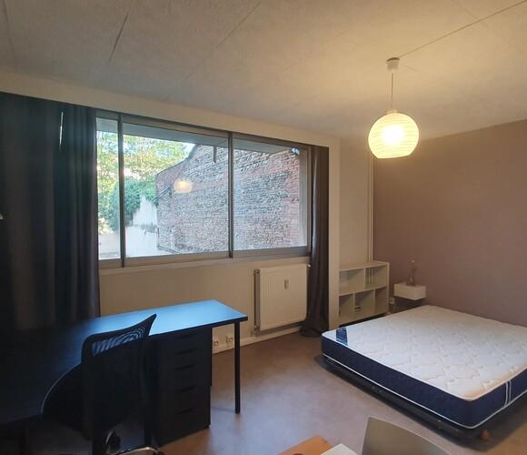 Location Appartement 1 pièce 26m² Toulouse (31000) - photo