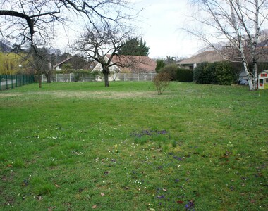 Sale Land 1 495m² Saint-Égrève (38120) - photo