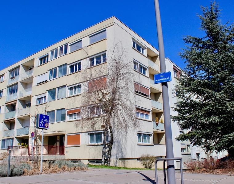 Vente Appartement 3 pièces 70m² Vandœuvre-lès-Nancy (54500) - photo