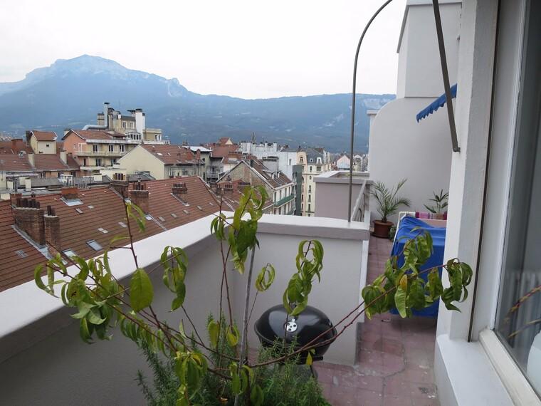 Location Appartement 3 pièces 72m² Grenoble (38000) - photo