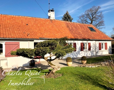 Sale House 6 rooms 137m² Wailly-Beaucamp (62170) - photo