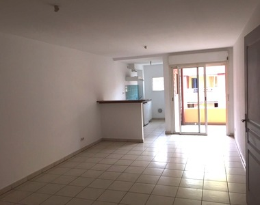 Location Appartement 2 pièces 47m² Sainte-Clotilde (97490) - photo