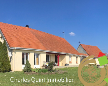 Sale House 6 rooms 162m² Montreuil (62170) - photo