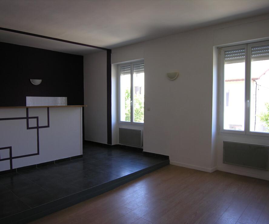 Vente Appartement 2 pièces 49m² Saint Rambert d'Albon - photo