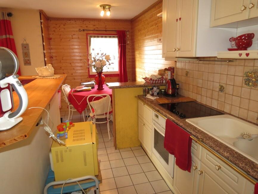 Sale apartment 4 rooms Grenoble (38000) - 356222