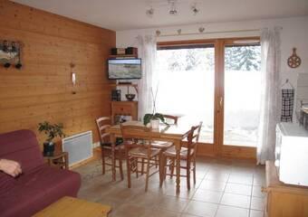 Vente Appartement 2 pièces 33m² Mieussy (74440)