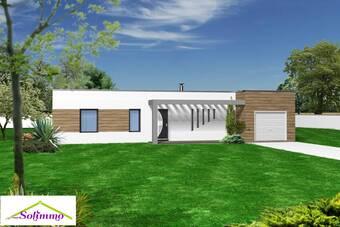 Vente Maison 4 pièces 80m² Saint-Ondras (38490) - photo