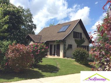 Vente Maison 6 pièces 140m² La Tour-du-Pin (38110) - photo
