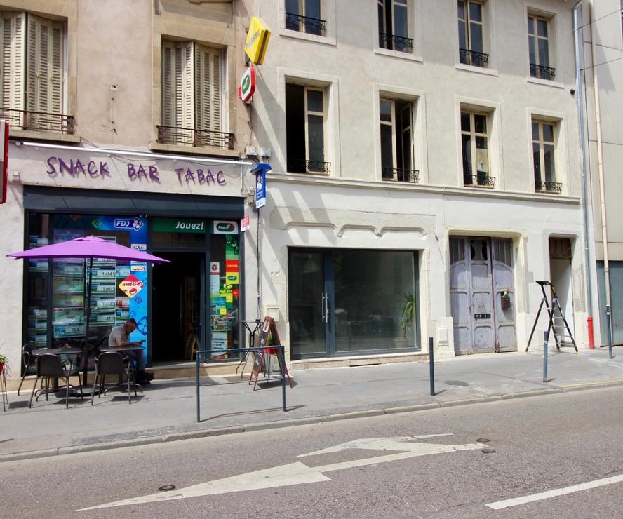 Vente Bureaux 2 pièces Nancy (54000) - photo
