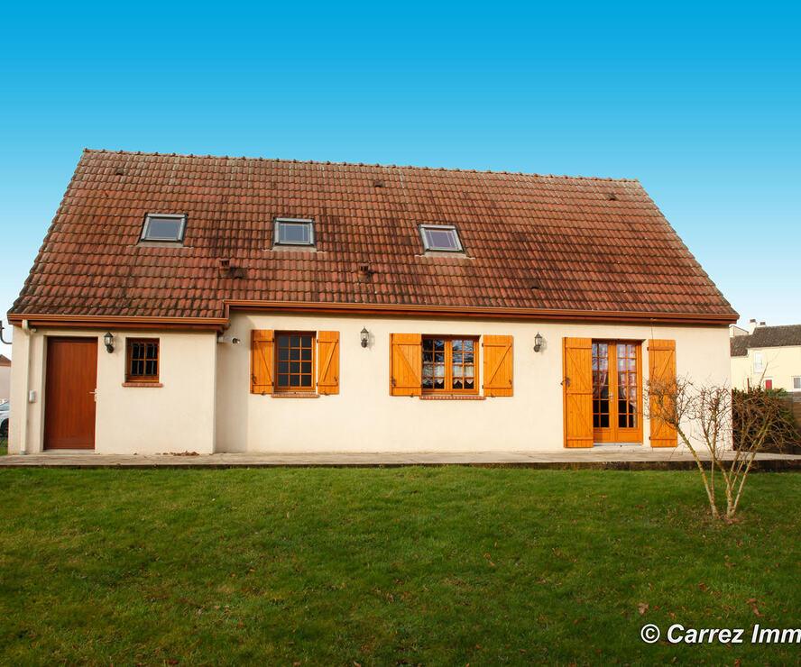 Vente Maison 5 pièces 116m² Tergnier (02700) - photo