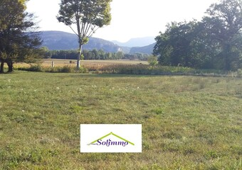 Vente Terrain 1 263m² Peyrieu (01300) - Photo 1