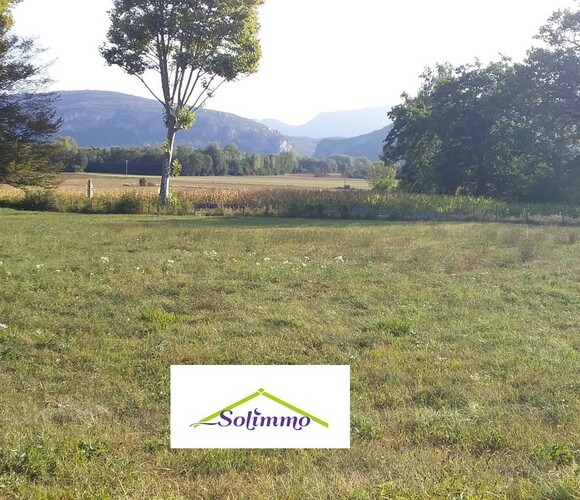 Vente Terrain 1 263m² Peyrieu (01300) - photo