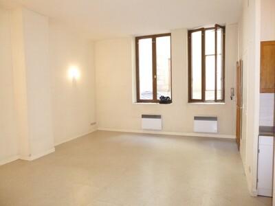 Location Appartement 1 pièce 36m² Saint-Étienne (42000) - photo