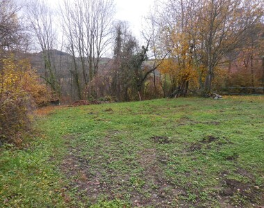 Vente Terrain 820m² Revel (38420) - photo