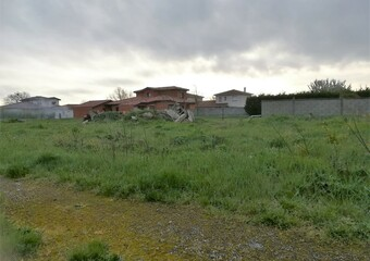 Vente Terrain 760m² Plaisance-du-Touch (31830) - Photo 1