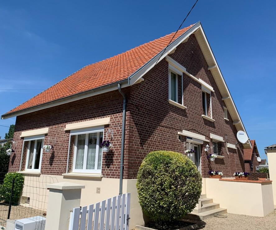 Vente Maison 6 pièces 118m² Tergnier (02700) - photo