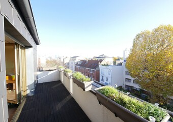 Vente Appartement 5 pièces 105m² Suresnes (92150) - photo