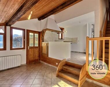 Location Appartement 3 pièces 43m² Granier (73210) - photo