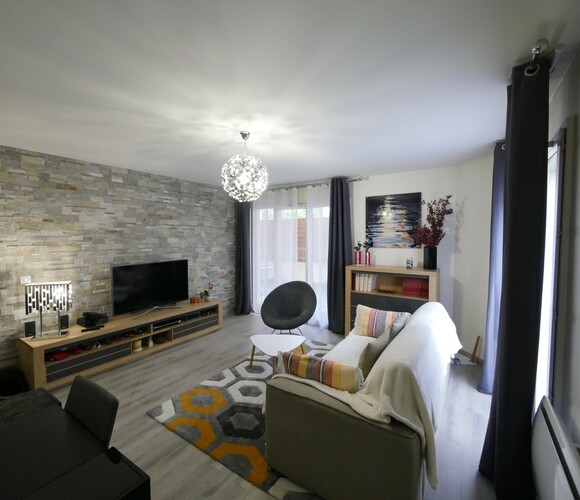Vente Appartement 4 pièces 83m² Suresnes (92150) - photo
