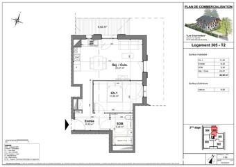 Vente Appartement 2 pièces 47m² Saint-Gervais-les-Bains (74170) - photo 2
