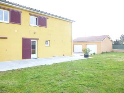 Location Maison 5 pièces 131m² Veauche (42340) - Photo 26