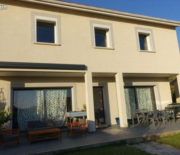 Vente Maison 5 pièces 132m² Romans-sur-Isère (26100) - photo
