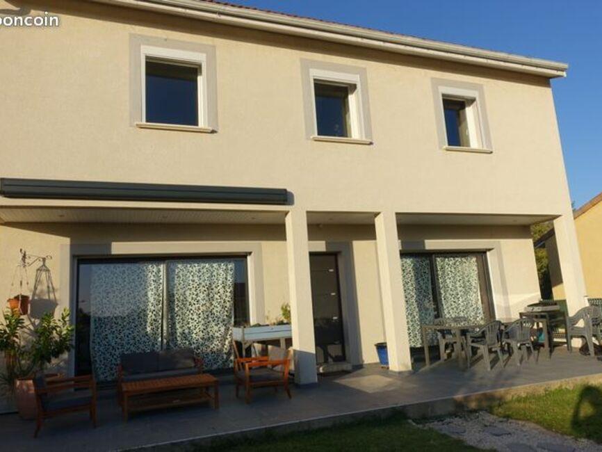 Vente Maison 5 pièces 132m² Châtillon-Saint-Jean (26750) - photo