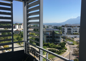 Sale Apartment 3 rooms 61m² Seynod (74600) - photo