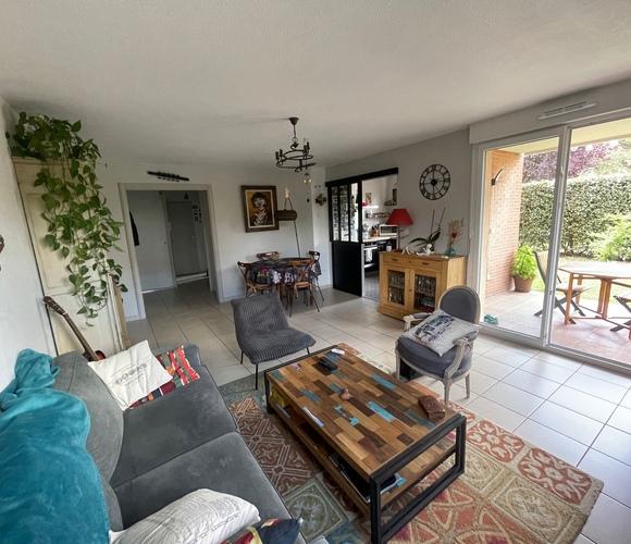 Vente Appartement 3 pièces 62m² Toulouse (31300) - photo