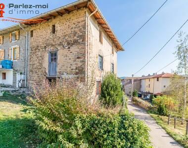 Vente Maison 3 pièces 126m² Cublize (69550) - photo
