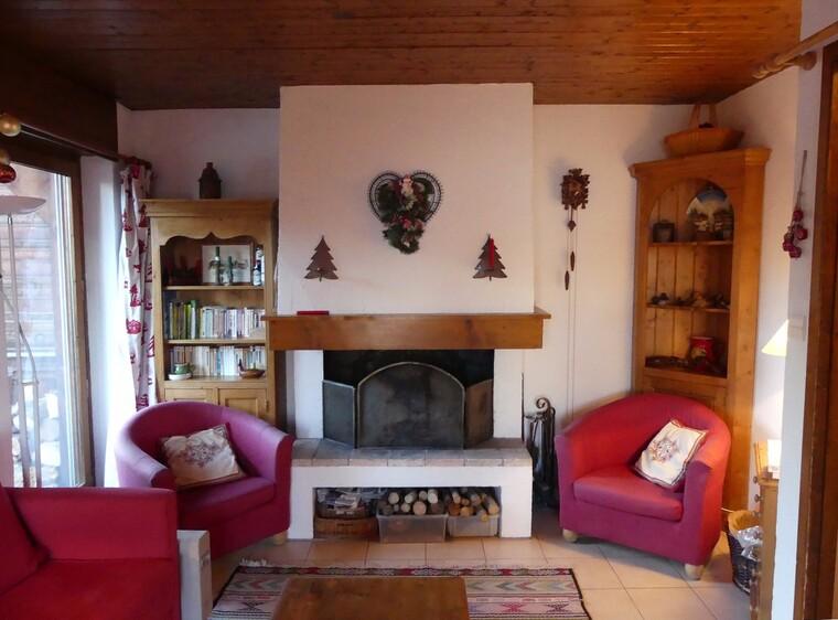 Sale Apartment 3 rooms 49m² Saint-Gervais-les-Bains (74170) - photo