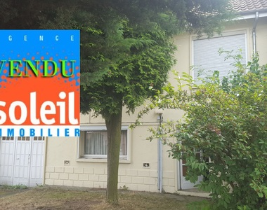 Sale House 6 rooms 120m² Flers-en-Escrebieux (59128) - photo
