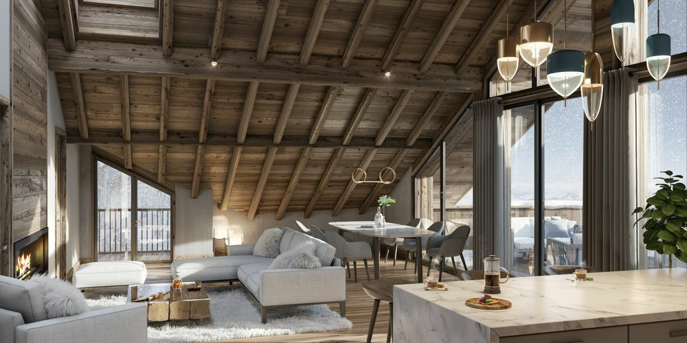 CHARMING NEW DEVELOPMENT IN THE HEART OF ALPE D'HUEZ Accommodation in Alpe d'Huez