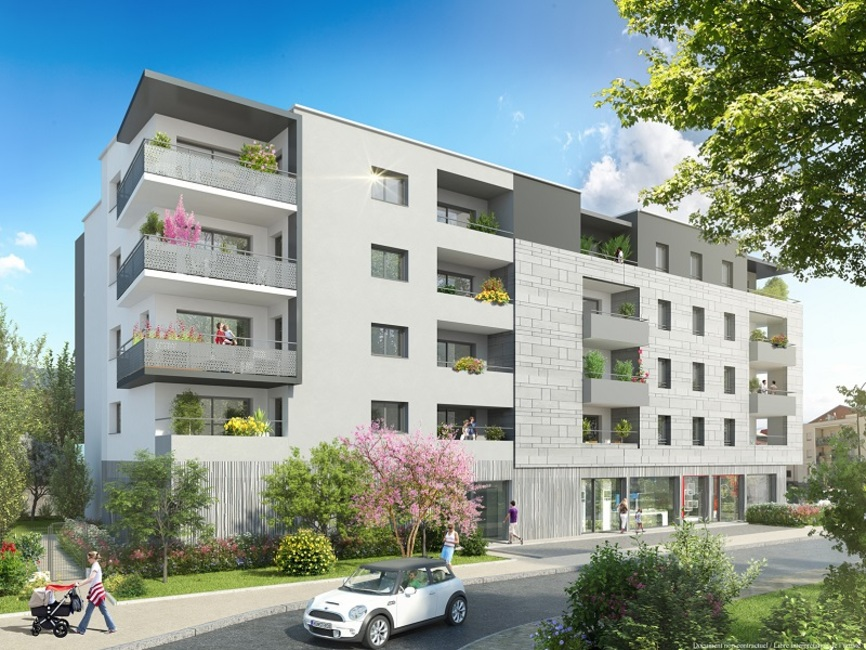 vente appartement 3 pi ces thonon les bains 74200 259581. Black Bedroom Furniture Sets. Home Design Ideas