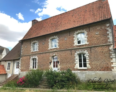 Sale House 10 rooms 150m² Fruges (62310) - photo