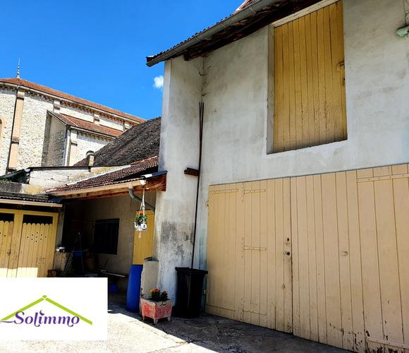 Vente Maison 3 pièces 68m² Morestel (38510) - photo
