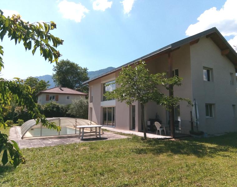 Vente Maison 4 pièces 137m² Saint-Nazaire-les-Eymes (38330) - photo