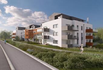 Vente Appartement 64m² Saint-Louis (68300) - photo