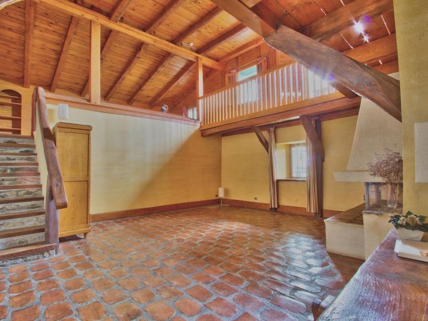 Vente Maison 5 pièces 248m² Thénésol (73200) - photo