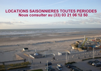 Location Appartement Le Touquet-Paris-Plage (62520) - Photo 1