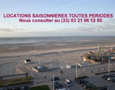 Renting Apartment Le Touquet-Paris-Plage (62520) - photo