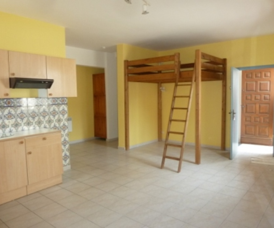 Vente Appartement 2 pièces 40m² Saint-Laurent-de-la-Salanque (66250) - photo