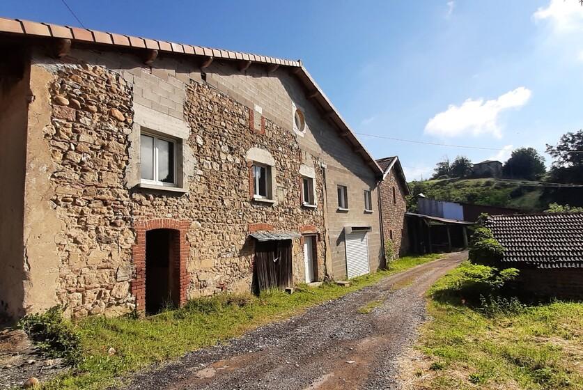 Vente Maison 8 pièces 180m² Saint-Vallier (26240) - photo