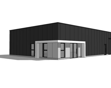 Location Local industriel 360m² Bolbec (76210) - photo