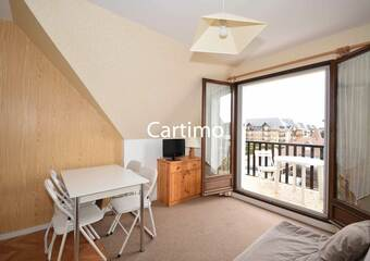 Vente Appartement 2 pièces 22m² Cabourg (14390) - photo