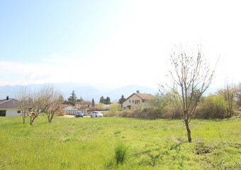 Vente Terrain 805m² Bernin (38190) - photo