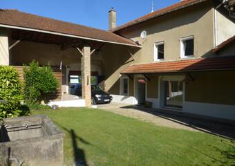 Vente Maison 5 pièces 130m² Moras-en-Valloire (26210) - photo