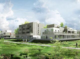 Sale Apartment 3 rooms 63m² Ostwald (67540) - photo